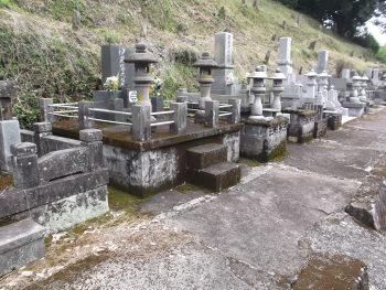 先祖のお墓をリフォーム1