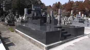 凄いお墓になりました!3